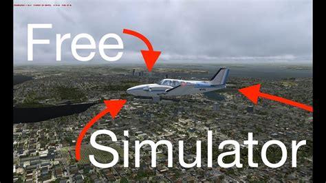 best flight simulator for mac top 3 best free pc mac flight simulator