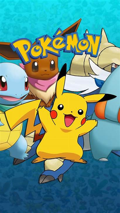 Cartoon Pokemon Phone Wallpapers Android Mobile Phones