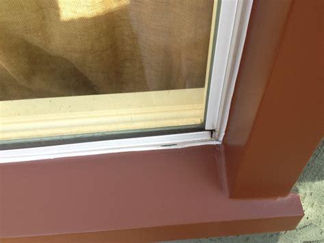 Repainting Exterior Aluminum Window Trim In City Heights