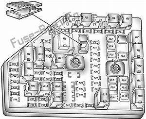 Fuse Box Diagram  U0026gt  Pontiac G8  2008