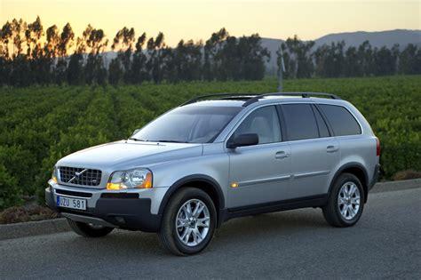2005 Volvo Xc90 Pictures Photos Gallery Motorauthority