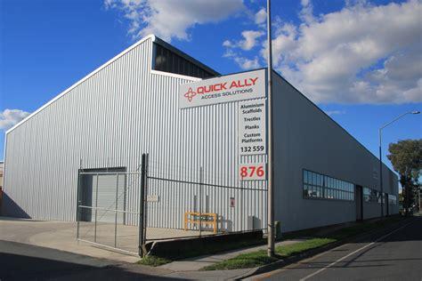 brisbane warehouse built on experience