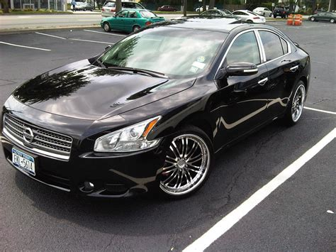 maxmo  nissan maxima specs  modification