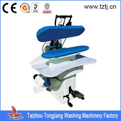 China Clothes Vacuum Ironing Platformgarment Finishing