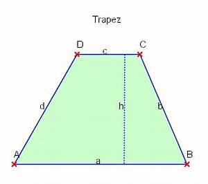 Trapez Online Berechnen : formel aufstellen f r trapez kreise onlinemathe das mathe forum ~ Themetempest.com Abrechnung