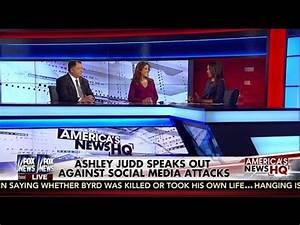 Fox News 'America's News Headquarters' - Ashley Judd's ...