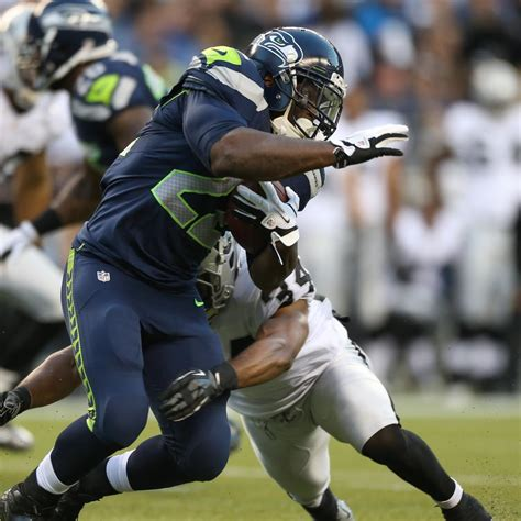 robert turbin seattle seahawks rookie   owned