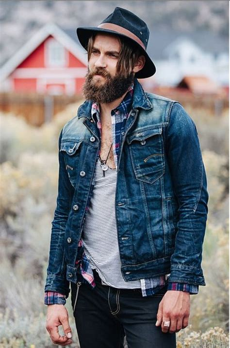 Men Style The Rugged Look