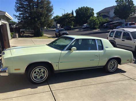 1979 Oldsmobile Cutlass Supreme For Sale