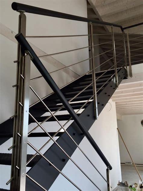 scale in ferro per interno costruiamo scale e parapetti in ferro acciaio corten ed
