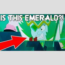 New Gem Emerald Confirmed?! Steven Universe Theory & Speculation Youtube