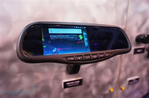 android mirror android integration comes to your car s mirror w