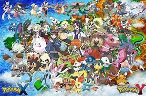 pokemon x 3ds part 1