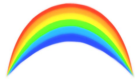 half rainbow clipart clipart panda free clipart images