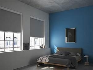 Dark10  Elegant  Contemporary Complete Blackout Blind