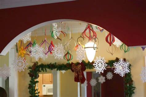 high impact  budget paper craft decorations jen schmidt
