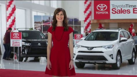 In Toyota Commercial by Toyota Time Sales Event Tv Commercial 2017 Rav4 Ispot Tv