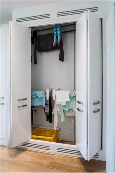 How To Keep Clothes In Cupboard by Best 20 Laundry Cupboard Ideas On Cleaning