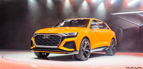 Audi Q8 Confirmed For 2019 Modelyear [22 New Photos]