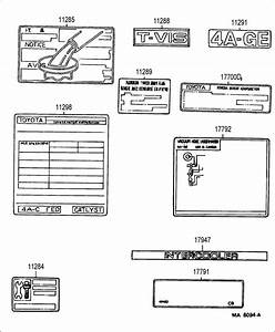 1988 Toyota Mr2 Coupe  Gt 1600cc Dohc Efi  Manual  5