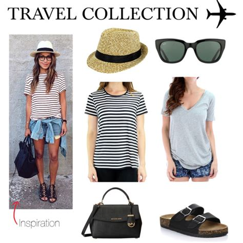 Women In 40 Style Summer Travel Outfit Ideas 2018 | Style Debates