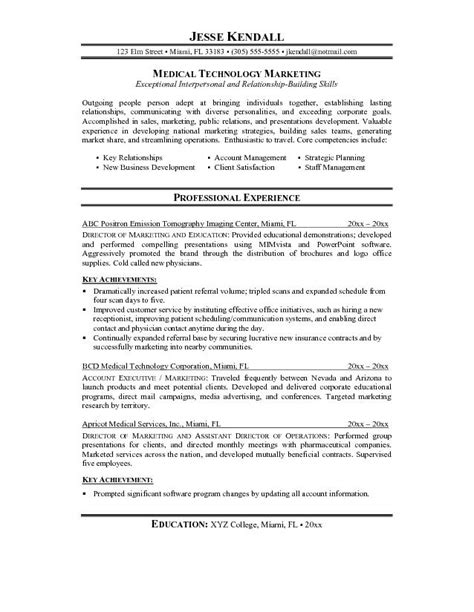 exle resume laboratory technologist resume