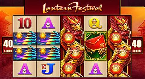 Wms Just Launched Lantern Festival Slot Machine
