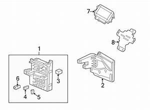 Cadillac Cts Fuse Box