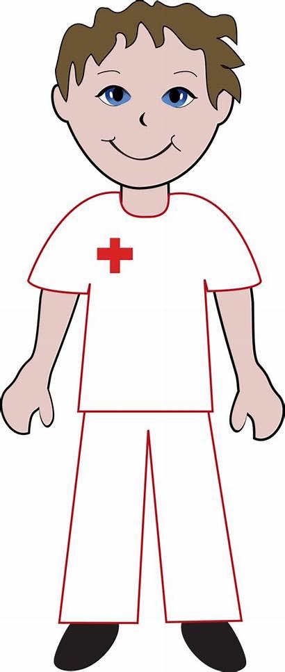 Nurse Clip Clipart Nurses Male Cartoon Nursing