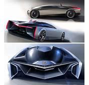 Student Ontwerpt Indrukwekkende Concept Cars Voor Darth