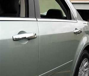 Dodge Magnum Chrome Door Handle    Mirror Cover Trim Package