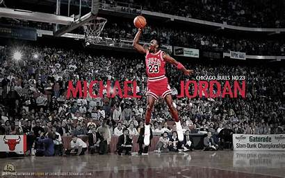 Jordan Background Desktop Michael Bulls Chicago Pc