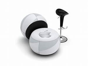 Mobilier Gonflable Exterieur : mobilier gonflable pouf mobilier d coration expoz ~ Premium-room.com Idées de Décoration
