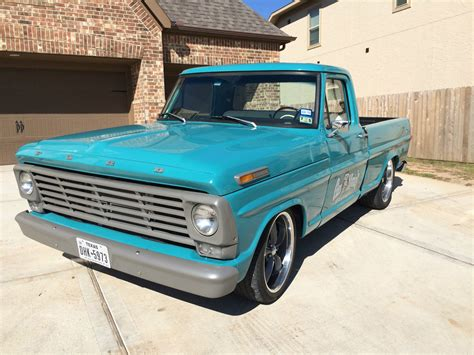 Gas Monkey Garage Truck Builds by Gas Monkey Garage Built Ford F100 Bed Truck