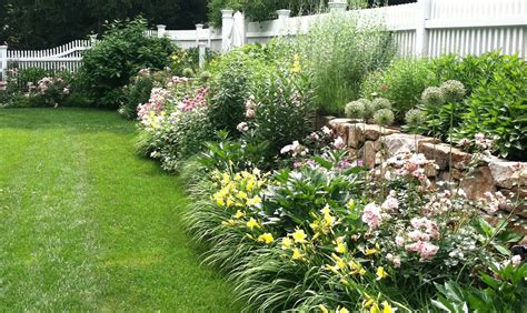 perennial gardens cording landscape design
