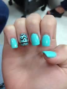light blue nails 11 light blue nail designs images light blue and white