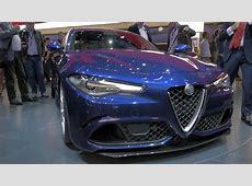 The new Alfa Romeo Giulia needs to be a BMW beater Autoblog