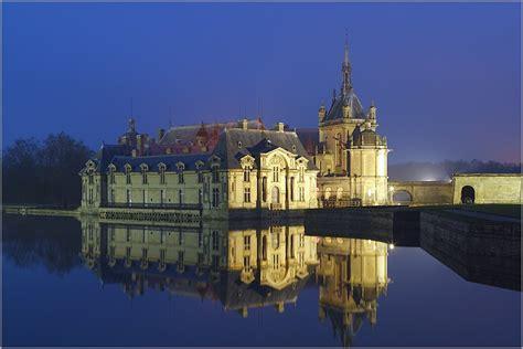 Jardins En Scène Chantilly by Ma R 233 Gion Ballade En Foret Senlis Chateau De