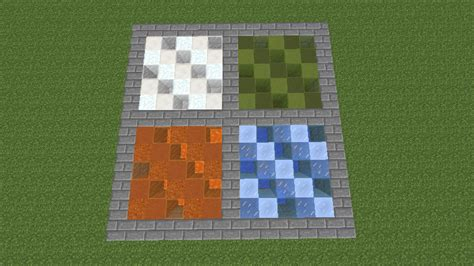 minecraft modern floor designs elemental floor designs minecraft