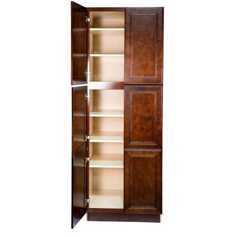 30 deep kitchen cabinets 24 inch kitchen pantry cabinet kendall storage wood