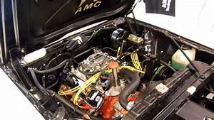 1973 Javelin Amc 360 Engine Warm Start Idle Timing