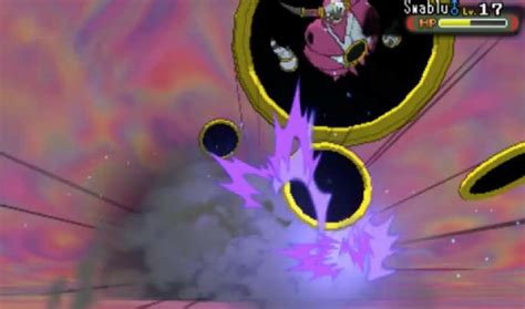 hoopa pokemon unbound hyperspace fury attacks everything know need sits unleashes laughs barrage while during mysterious misery