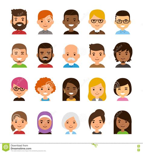 Avatar Cartoons Illustrations And Vector Stock Images