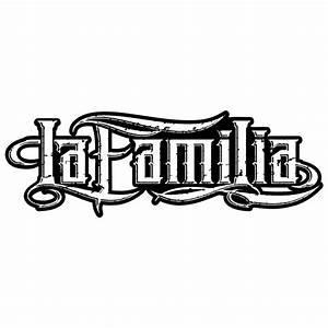 Pvc Folie Transparent Baumarkt : aufkleber la familia logo ~ Frokenaadalensverden.com Haus und Dekorationen