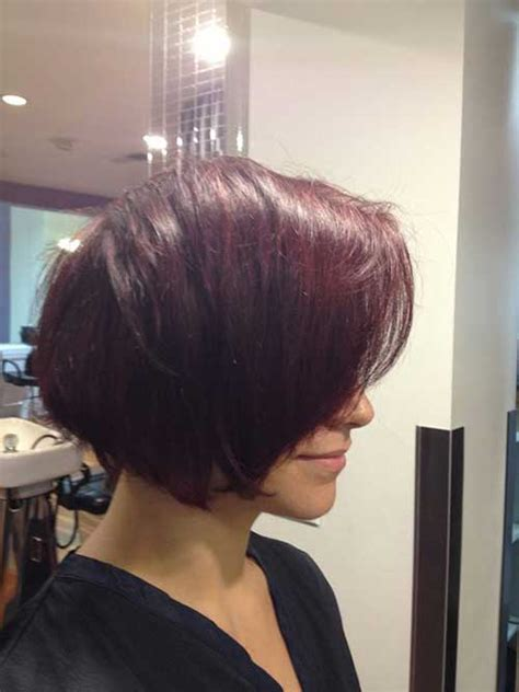 unique hair colors  short haircuts