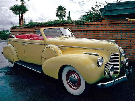 1940 Buick Limited Sport Phaeton