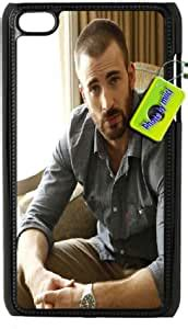 Amazon.com: ipod_touch4 case, Chris Evans Case Cover for ...
