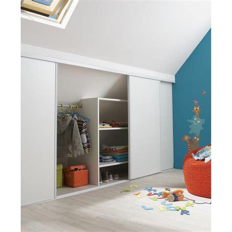 porte coulissante chambre porte de placard chambre armoire de chambre ikea montage