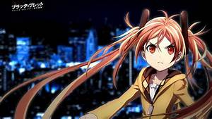 #Aihara Enju, #Black Bullet | Wallpaper No. 128489 ...