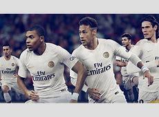 Mbappé y Neymar sí jugarán de blanco así es la camiseta